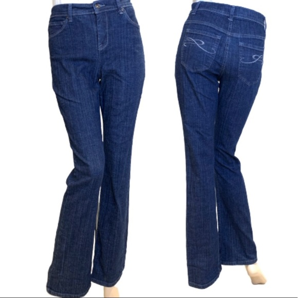 Style & Co Jeans Tummy Control Size 4
